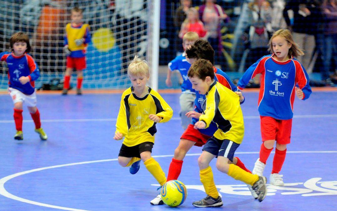 Belajar Karakter Lewat Futsal