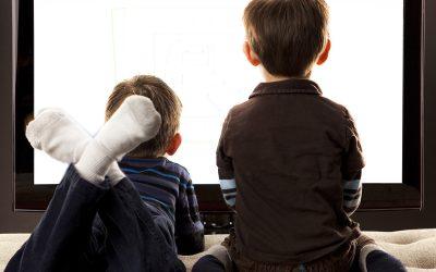 Waspadai Kontak Anak Dengan Televisi