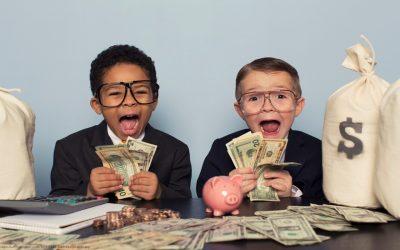 Membuat Anak Cerdas Dalam Mengelola Uang