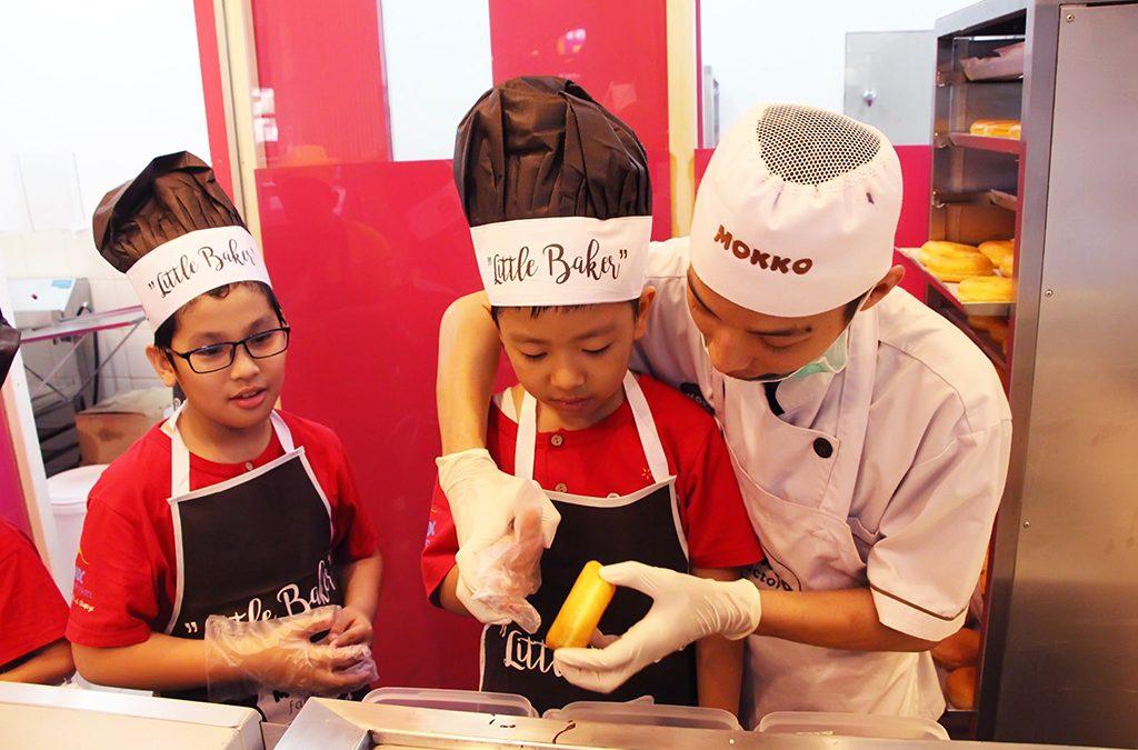 Study Tour Grade 2 at Mokko Factory