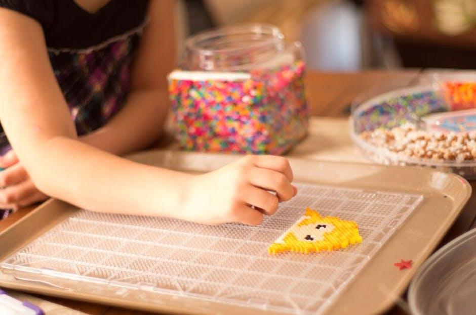 Menumbuhkan Kreativitas Dalam Diri Anak