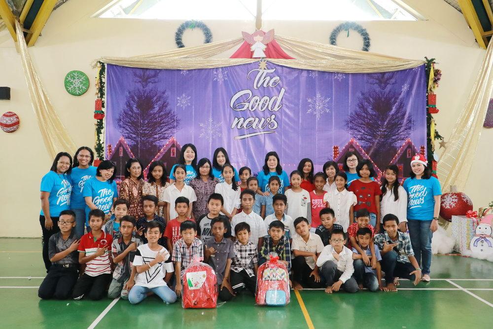 THE GOOD NEWS – MDC ELEMENTARY CHRISTMAS CELEBRATION 2017