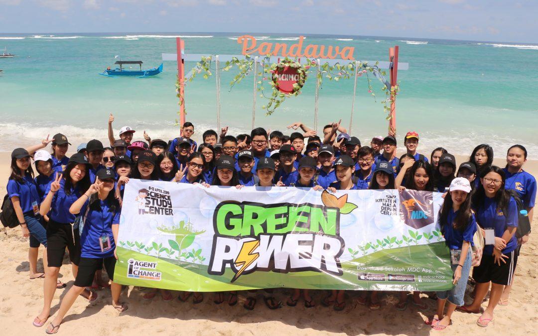"""Green Power"" – Science Study Center Bali 2019"