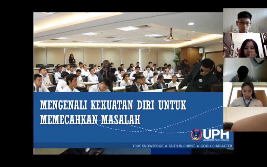 Mini Webinar dan Workshop Pedevpro SMA MDC Surabaya Kerjasama dengan Universitas Pelita Harapan