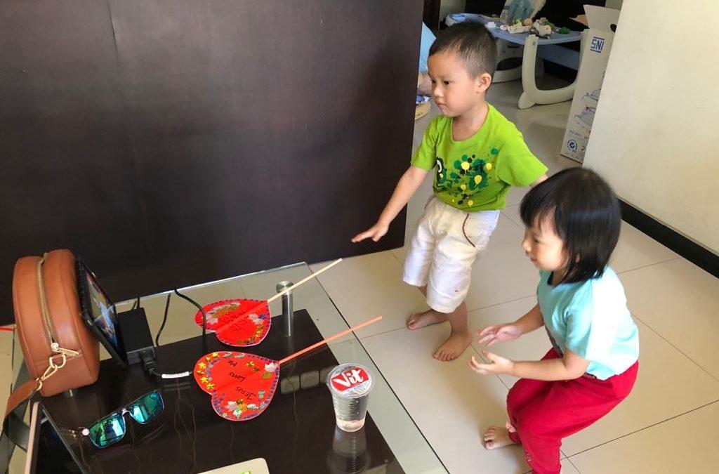 Anak Usia Dini Belajar dari Rumah, Why Not?